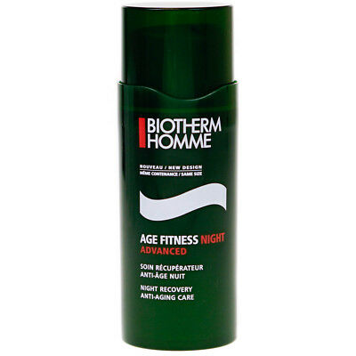 Biotherm Homme Age Fitness Night Advanced Recovery Gel Anti-Aging For Men 50ml