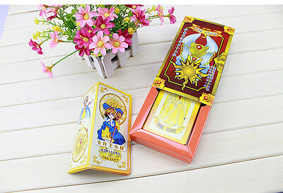 Two Sets 52+54 Hope Cosplay Card Captor Sakura Clow Card Handmade Fancy Gift Hot