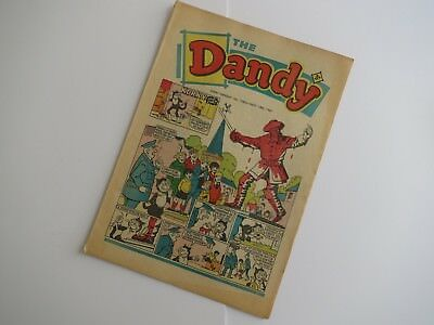 The DANDY Comic - No 1356 - 18th November 1967 - My Hometown Brentwood