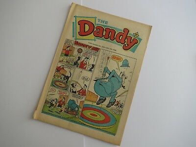 The DANDY Comic - No 1364 - 13th January 1968 - My Hometown Paignton
