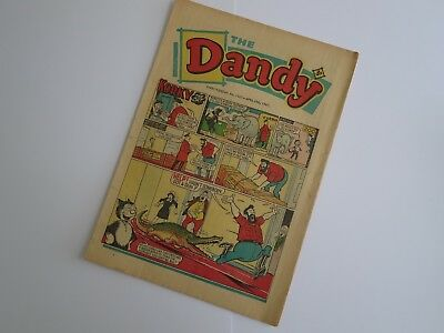 The DANDY Comic - No 1327 - 29th April 1967 - My Home Town Halifax