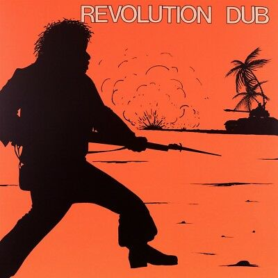 """Perry Lee """"Scratch"""" & The Upsetters - Revolution Dub"""