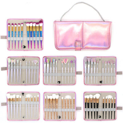 New Makeup Cosmetic Brushes Set Foundation Powder Eyeliner Eyeshadow Brush Tool
