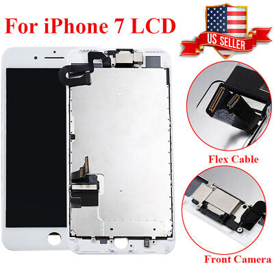 A1660 A1778 For iPhone7 Replacement Assembly LCD Touch Screen Digitizer+Camera