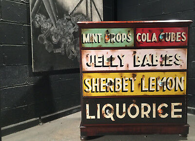 Can Deliver Victorian Mahogany Funky Vintage Retro Shop Advertising Prop Film