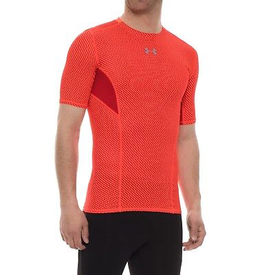 Nwt~ Men's Under Armour Coolswitch Compression Shirt. 3 Colors/ 3 Sizes. Sharp