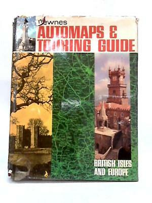 Automaps and Touring Guide: British Isles and Europe (Anon - 1965) (ID:47276)