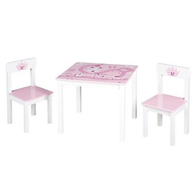 Crown Princess Pink And White Assorted Furniture Kid s Furniture Range By Roba