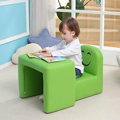 Multifunctional Children s Armchair,kids Chair And Table Set/stool With Funny Sm