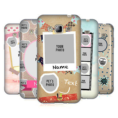 Custom Customised Personalised Custom Pets Soft Gel Case For Samsung Phones 3