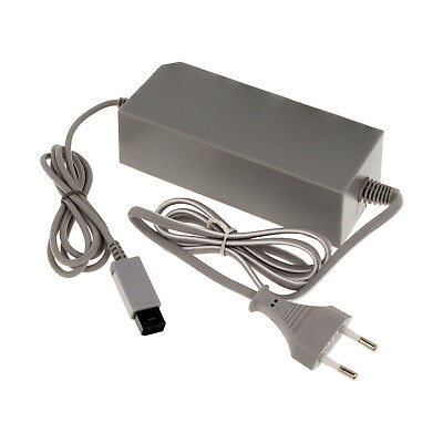 AC Power Adapter Charger Cable Cord Power Supply For Nintendo Wii Wii RVL-002