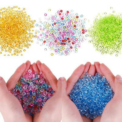 NEW ! ! ! Fishbowl Beads DIY Slime Decoration 7mm Diameter For Craft Tools