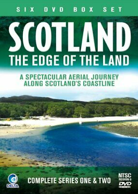 Scotland The Edge of the Land - Series One and Two [DVD] [NTSC] - DVD  J0VG The
