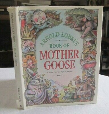 Book of Mother Goose Paperback Book The Cheap Fast Free Post