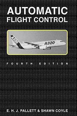 Automatic Flight Control 4e by Pallett, E. H. J. Paperback Book The Cheap Fast