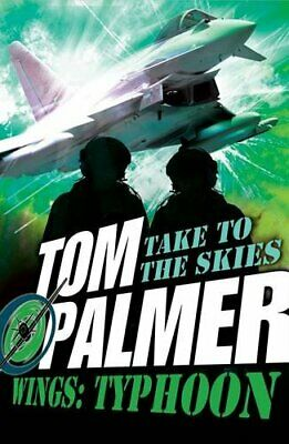 Wings: Typhoon by Palmer, Tom Book The Cheap Fast Free Post