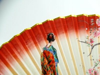 Collection of Chinese & Japanese items inc Quality Fans and Small Opera Figures