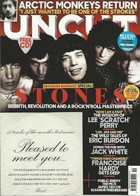 UNCUT MAGAZINE - JUNE 2018 (NEW/) *Post included to UK/Europe/USA/Canada