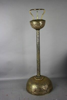 18th/19th C. Southeast Asia Bronze Candlestick