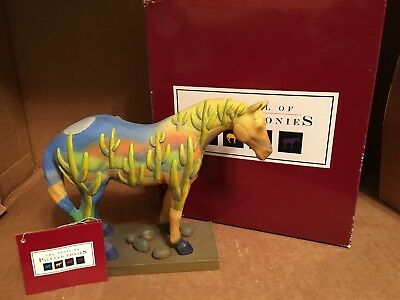 Trail of Painted Ponies Saguaro Stallion #1523 2e/1893 Retired 2006 Inv 1709