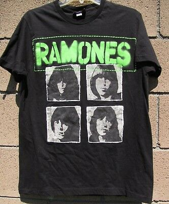 Ho T Shirt Ramones Brand Faces Lets Official The Go Band 1234 Hey tsQrxhdC