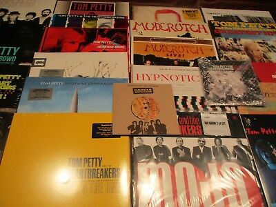 Tom Petty Collection Traveling Wilburys 45 + Mudcrutch & Heartbreakers +Live Set