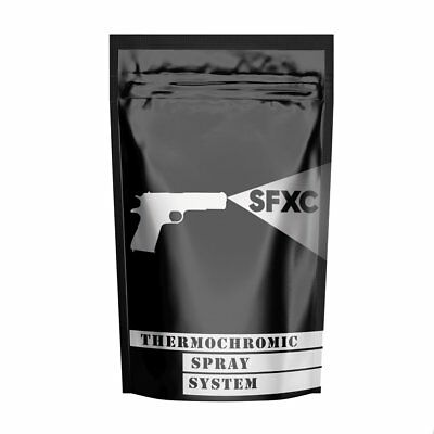 SFXC Thermochromic Sprayable System
