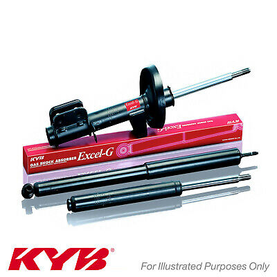 Genuine OE Quality KYB Front Excel-G Shock Absorbers - 341266