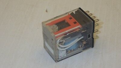 Omron My4N-Dc24 Power Relay 5 Amp 24 Vdc 14 Pin Nnb