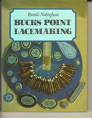 Bucks Point Lacemaking Lace Book