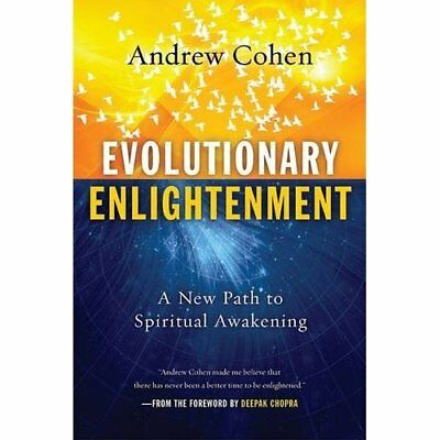 Evolutionary Enlightenment: A New Path to Spiritual Awa - Hardcover NEW Cohen, A