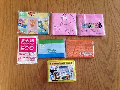5 Pocket Tissue With 1 Tissue Carrier Made In Japan