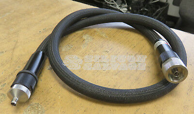 Gore FE0BN0BL038.0 50GHz RF Microwave Cable 2.4mm 38""