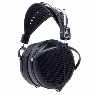 Audeze LCD-MX4 Over-Ear Open-Back Circumaural Headphones (Factory Refurbished)