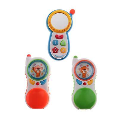 Child Music Phone Kids Mobile Phone Cellphone Early Learning Educational Toy