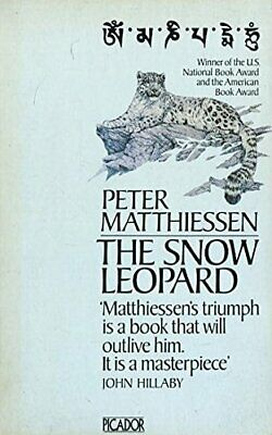 The Snow Leopard (Picador Books) by Matthiessen, Peter Paperback Book The Cheap