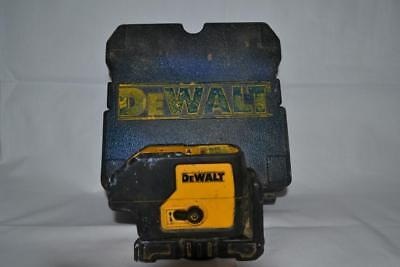 Dewalt DW083 3-Beam Laser Pointer Level w/Hard Carry Case