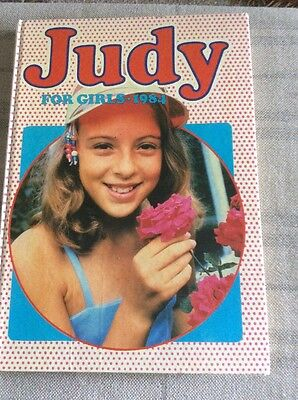Judy for Girls 1984 (Annual)  Book