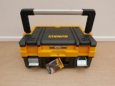 Dewalt Tstak Dcf887 Dcd796 Dcd795 Carrying Case Similar To Dwst1 70704