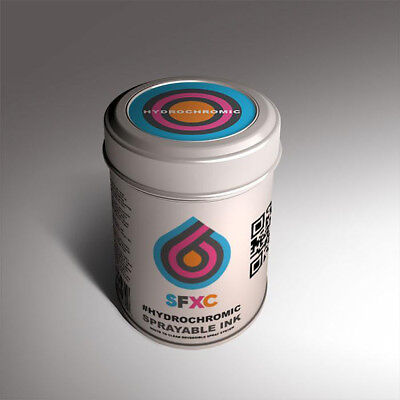 SFXC Hydrochromic Sprayable Coating - Ink