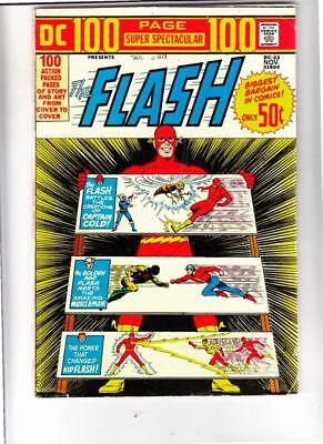 DC 100-Page Super Spectacular 22 strict VG 1st appearance  Kid Flash New Costume