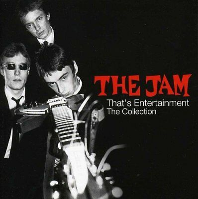 The Jam That's Entertainment: Collection Cd (Greatest Hits / Very Best Of)