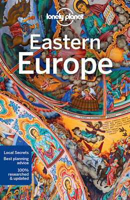 Lonely Planet Eastern Europe Travel Guide BRAND NEW 9781786571458