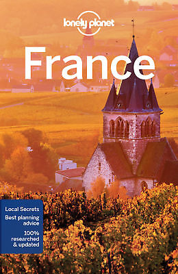 Lonely Planet France 12 Travel Guide 2017 - BRAND NEW 9781786573254