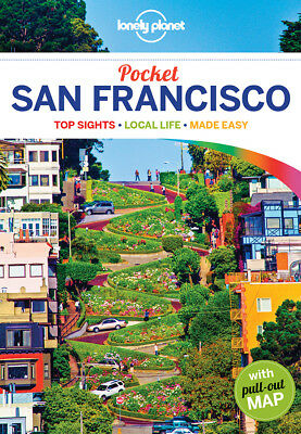 Lonely Planet Pocket San Francisco Travel Guide BRAND NEW 9781786573551