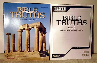 Bju bible truths and tests set 3rd edition level c 1799 picclick bju bible truths and tests set 3rd edition level c 1 of 1free shipping fandeluxe Gallery