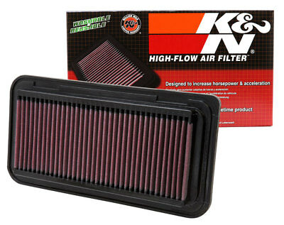 33-2300 K&N Air Filter fits TOYOTA GT86 / SUBARU BRZ 2.0 / SCION FR-S 2005-
