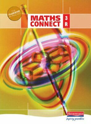 Maths Connect 3 Red Student Book: Red Stage 3 by Bev Stanbridge Paperback Book