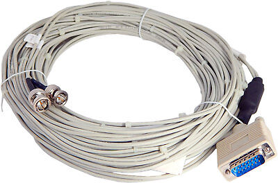 HP 20M 65.6Ft BNC Connector Router E1 Cable New 3C13675