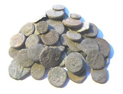 A lot of 50 x Ae-greek and roman coins